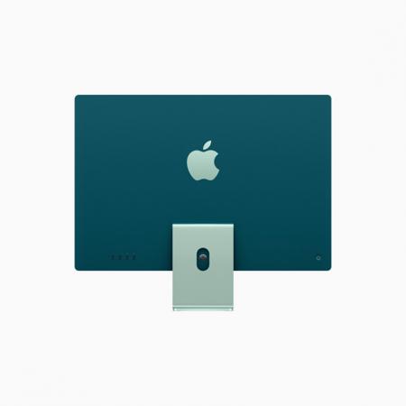 Apple iMac 24 Retina 4.5K Procesor M1 8 rdzeni 3,2GHz, GPU 8 rdzeni  SSD 256GB RAM 16GB Zielony (Green)