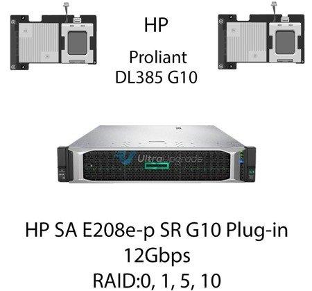 Kontroler RAID HP SA E208e-p SR G10 Plug-in, 12Gbps (SAS) / 6Gbps (SATA) - 804398-B21