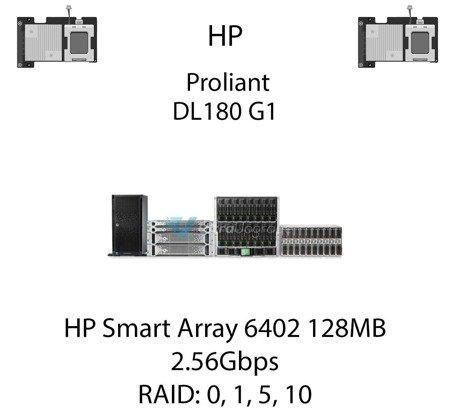 Kontroler RAID HP Smart Array 6402 128MB, 2.56Gbps - 273915-B21